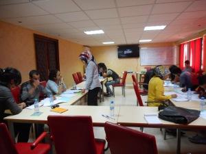 Focus group de jeunes